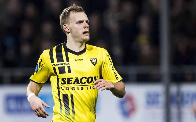 Lennart Thy verpasste am Sonntag wegen einer Stammzellenspende ein Ligaspiel von VVV Venlo