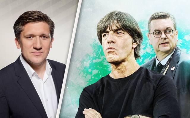 Für SPORT1-Digitalchef Matthias Becker wurde der echte Neustart beim DFB vertagt