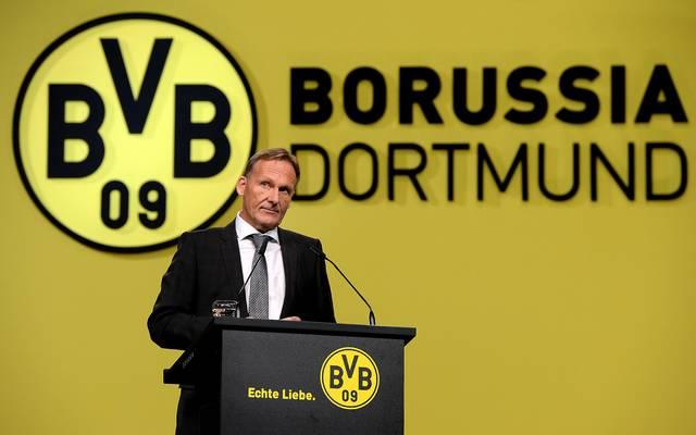 2016 polterte Joachim Watzke gegen den eSports