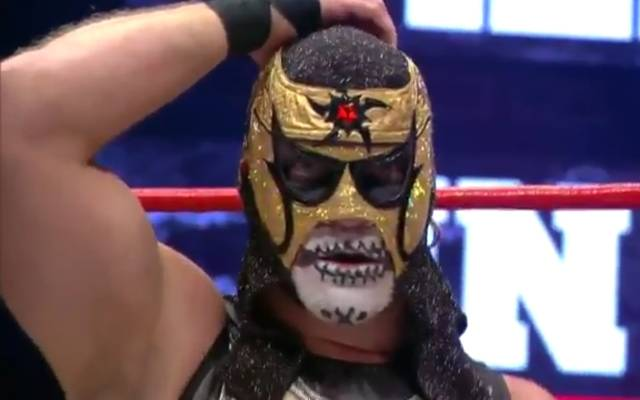 WWE-Legende Chris Jericho überraschte die Wrestling-Fans bei All In