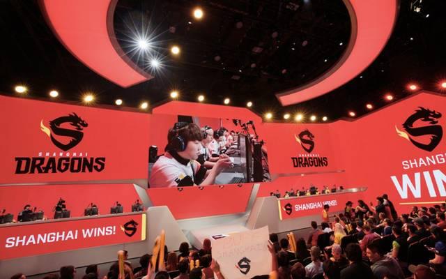 Nach etlichen Spielen ohne Sieg waren die Shanghai Dragons endlich erfolgreich