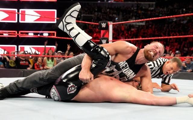 Renee Young - das ist die Ehefrau von WWE-Star Dean Ambrose