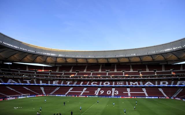 Vereinslogo von Atletico Madrid