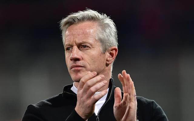 Jens Keller trainierte zuletzt den 1.FC Union Berlin