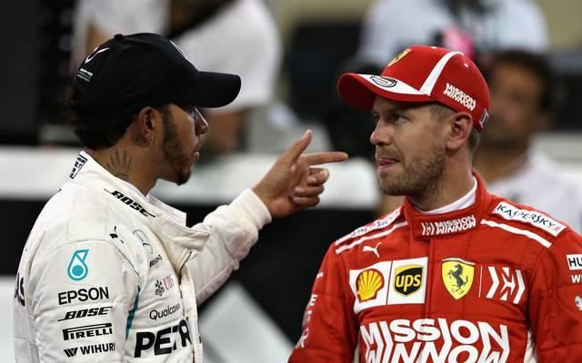Lewis Hamilton und Sebastian Vettel könnten in der DTM als Gaststarter starten