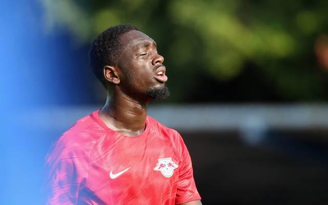 Jean-Kevin Augustin könnte wegen seiner Länderspiel-Absage belangt werden