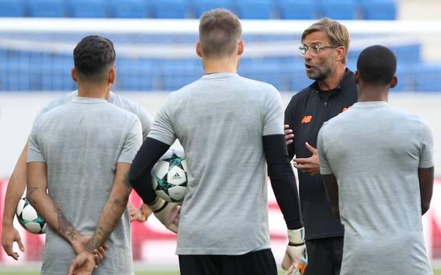 Jürgen Klopp bereitet sich mit dem FC Liverpool in Marbella aufs Champions-League-Finale vor