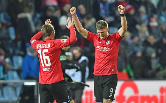 Holstein Kiel v DSC Arminia Bielefeld - Second Bundesliga