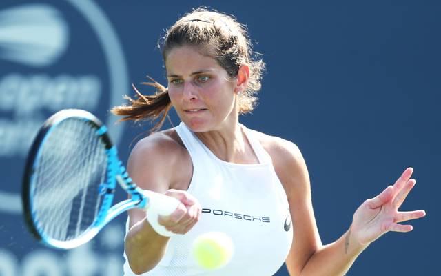 Julia Görges steht in Runde zwei der US Open