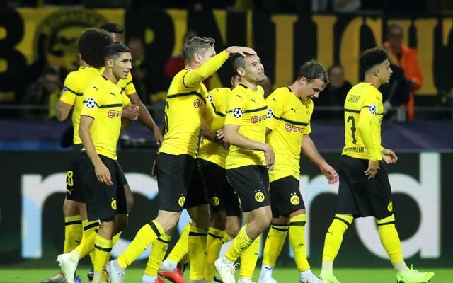 Borussia Dortmund will auch in der Bundesliga weiter siegen