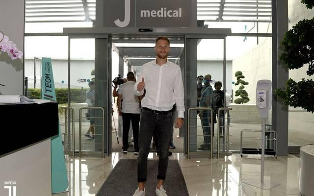 Benedikt Höwedes befindet sich derzeit beim Medizincheck in Turin