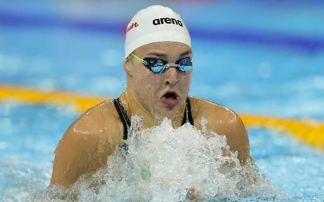 Schwimmen: Olympiasiegerin Ruta Meilutyte erklärt Rücktritt, Ruta Meilutyte ist Welt- und Olympiasiegerin