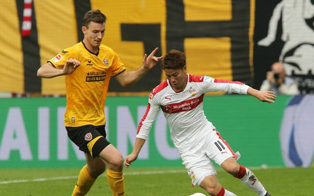 Am 12. Juli zeigte Match IQ das Testspiel des VfB Stuttgart gegen Dynamo Dresden.