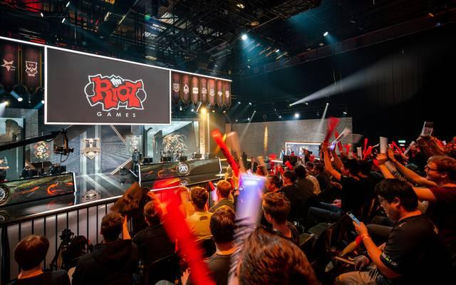 Riot Games knackt auf Twitch die Milliarden-Viewer-Marke