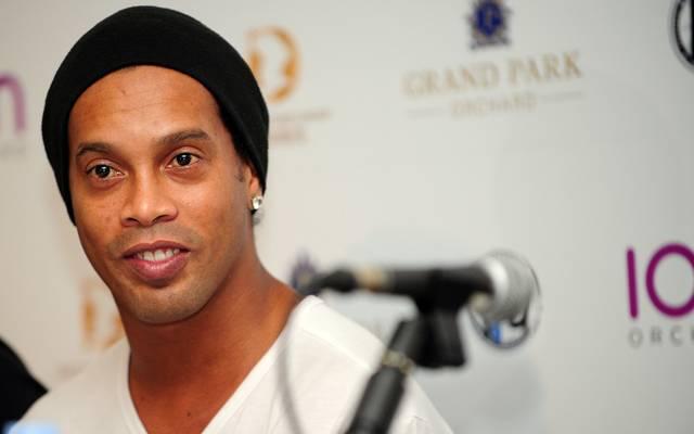 Ronaldinho wurde 2002 mit Brasilien Weltmeister