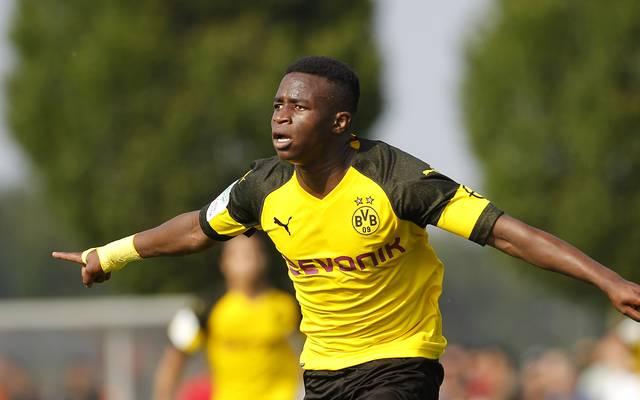 Youssoufa Moukoko steht inzwischen bei 28 Saisontoren