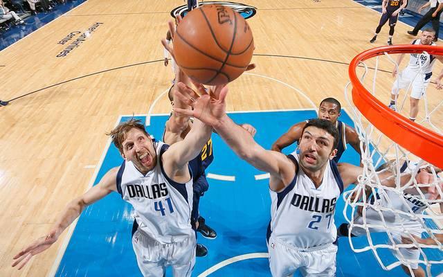 Dirk Nowitzki ist einer der Stars der NBA