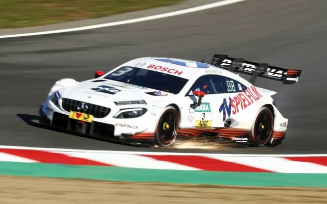 Paul di Resta holte in Brands Hatch seinen zweiten Saisonsieg