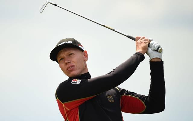 Golf, The Open: Matthias Schmid einziger Deutscher bei British Open