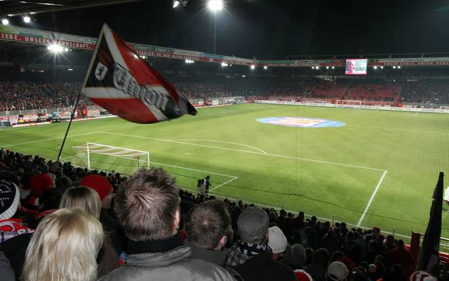 Union Berlin v Energie Cottbus  - 2. Bundesliga