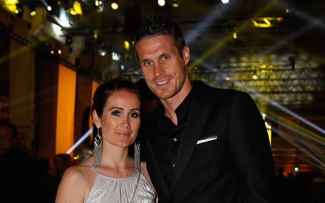 Sebastian Kehl heiratete am Montag seine langjährige Partnerin