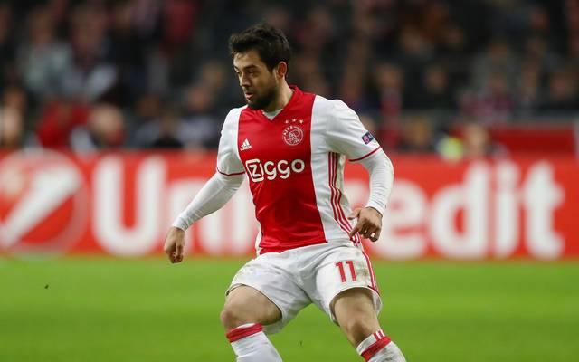 Amin Younes steht bei Ajax Amsterdam vor einer ungewissen Zukunft