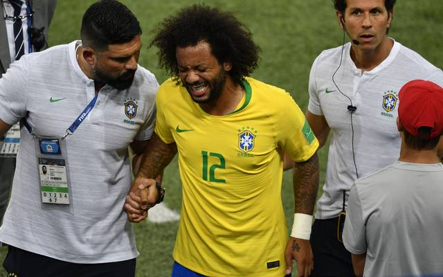 Marcelo steht nicht in der Startelf von Brasilien