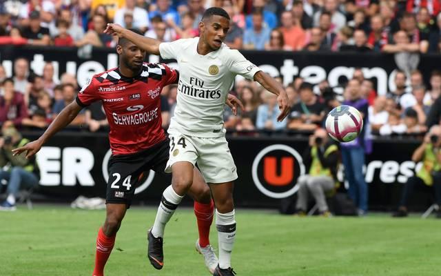 Colin Dagba steht noch bis 2020 bei Paris Saint-Germain unter Vertrag