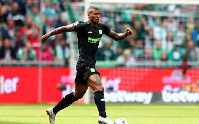 Walace läuft in der Bundesliga für Hannover 96 auf
