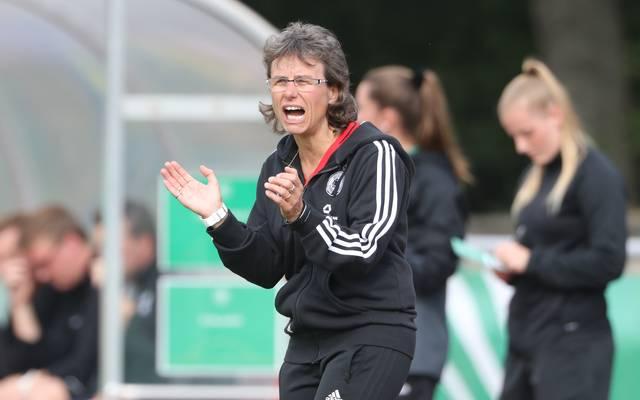 Ulrike Ballweg ist Trainerin der deutschen U17-Juniorinnen
