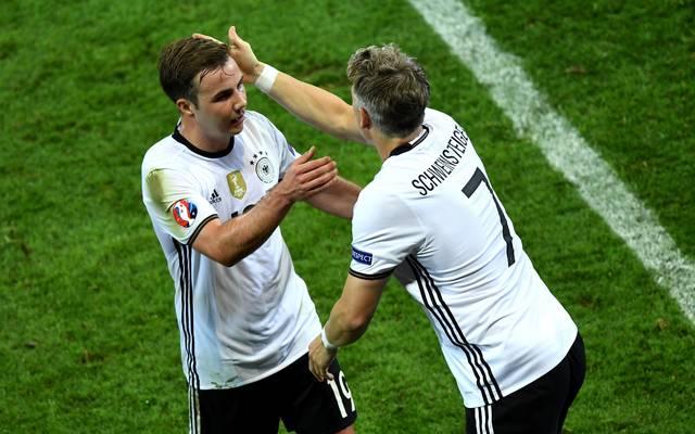 Bastian Schweinsteiger spricht über Mario Götze und Situation bei BVB