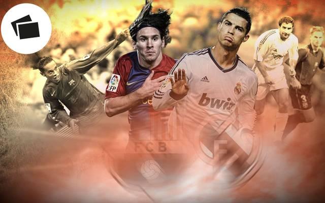 Der Clasico zwischen Real Madrid und dem FC Barcelona bietet eine Menge Zündstoff