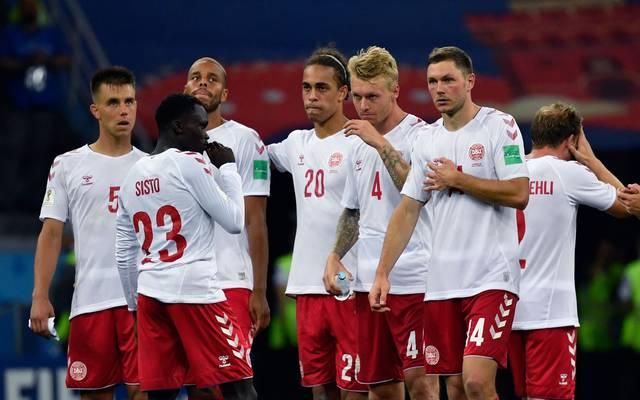 Am Sonntag sind wieder die gewohnten Kräfte für Dänemark im Einsatz