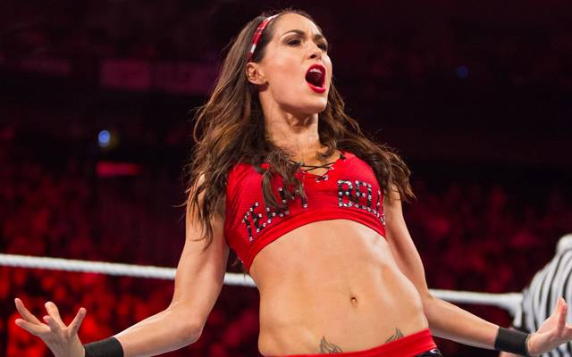 Brie Bella kehrte 2018 nach einer Baby-Pause in den WWE-Ring zurück
