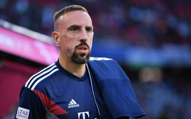 Champions League: FC Bayern ohne Franck Ribery bei AEK Athen, Franck Ribery fehlt den Bayern in der Champions League gegen Athen