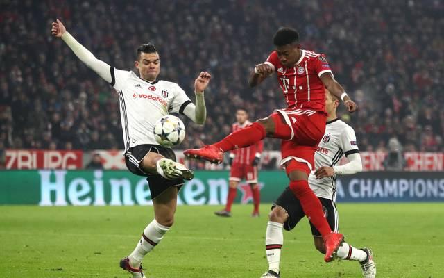 Pepe wird für das Rückspiel in Istanbul wohl ausfallen
