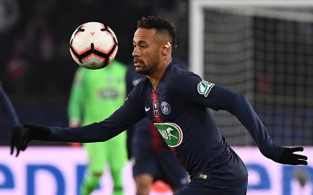 Neymar wechselte 2017 für 222 Millionen Euro vom FC Barcelona zu Paris Saint-Germain