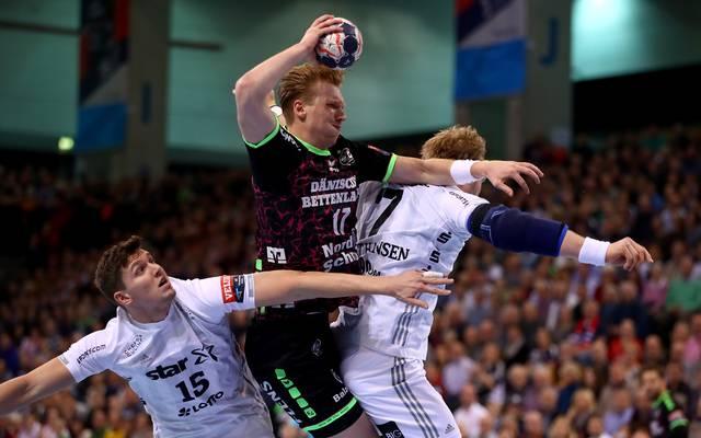 SG Flensburg Handewitt v THW Kiel - Velux EHF Champions League