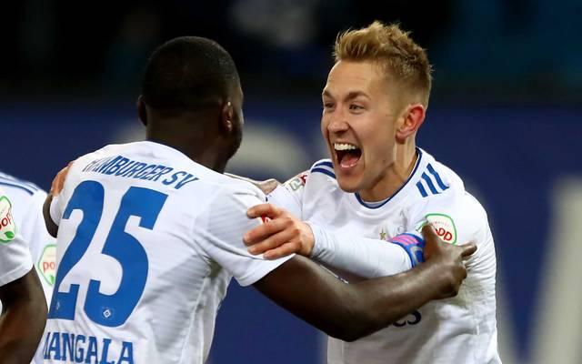 Hamburger SV v SG Dynamo Dresden - Second Bundesliga