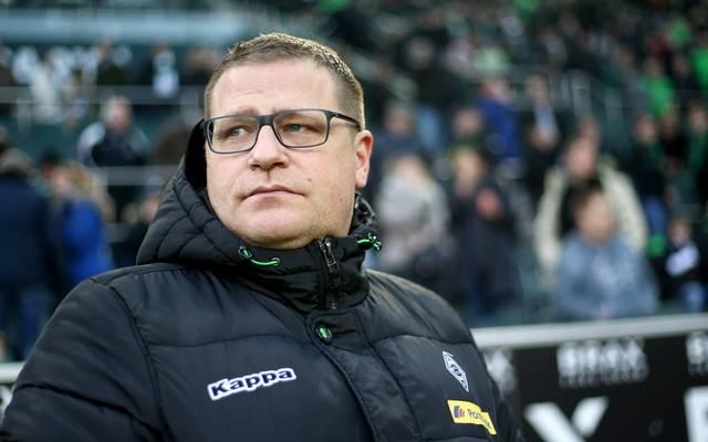 Gladbachs Sportdirektor Max Eberl  muss nach einer Beleidigung an Julian Nagelsmann zahlen