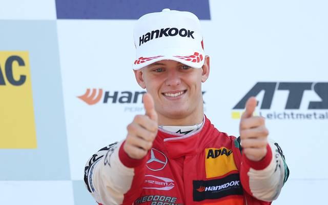 Mick Schumacher steht vor seinem ersten Einsatz in der Formel 1