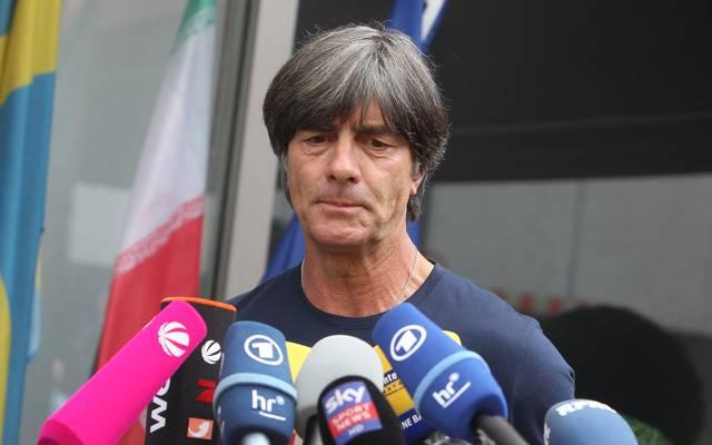 Joachim Löws Äußerung wird mit Spannung erwartet