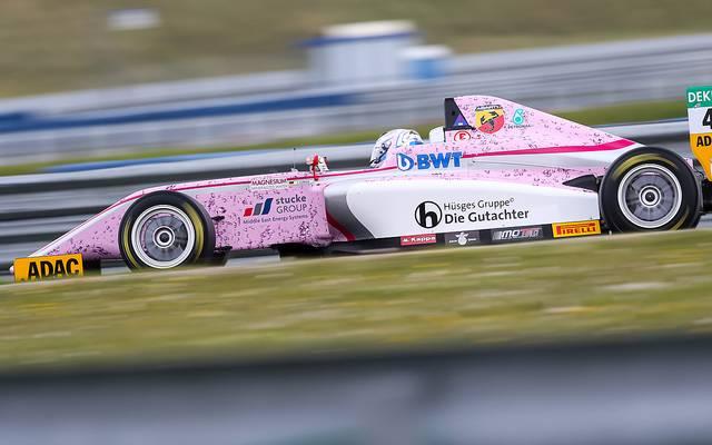 Sophia Flörsch folgt Mick Schumacher in die Formel 3