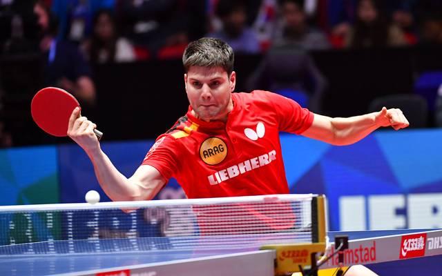 Tischtennis-WM: Ovtcharov und Franziska verpassen Achtelfinale, Dimitrij Ovtcharov verpasst bei der WM das Achtelfinale
