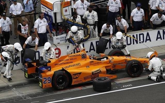 McLaren und Fernando Alonso werden 2018 nicht in Indianapolis dabei sein