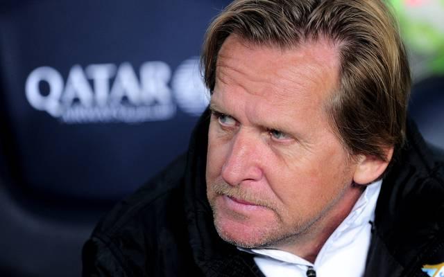 Bernd Schuster ist bereits der dritte deutsche Trainer im Reich der Mitte