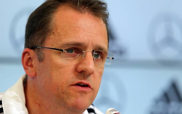 Tim Meyer ist Sportmediziner beim DFB