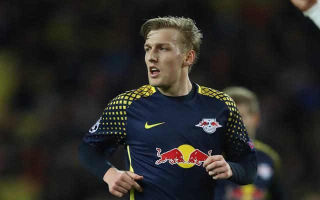 Emil Forsberg fehlt wegen einer Bauchmuskelzerrung