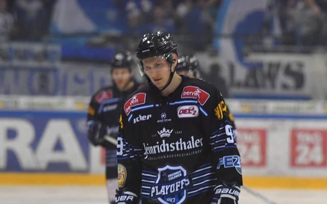 Arturs Kruminsch spielte zuletzt für die Ravensburg Towerstars in der DEL 2