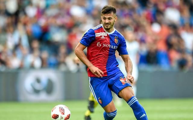 Albian Ajeti erzielte in der vergangenen Saison 14 Tore für den FC Basel